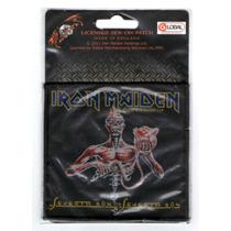 Patch Tecido - Iron Maiden - 7th Seventh Son 2011 Importado