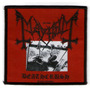 Patch Tecido - Mayhem - Deathcrush - Importado