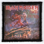 Patch Estampado - Iron Maiden - Run To The Hills - Importado