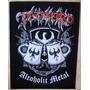 Back Patch (costas) - Tankard - Alcoholic Metal - Importado