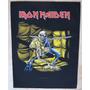 Back Patch Estampado Iron Maiden - Piece Of Mind (2011)