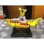 Beatles - Yellow Submarine Em Resina 17cm Base Personalizada