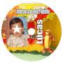 Kit 10 Cd/dvd Lembrança,aniversário Personalizado Impresso