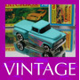 1991 Hotwheels Vintage ! Ford Pickup Caixa Matchbox Custom