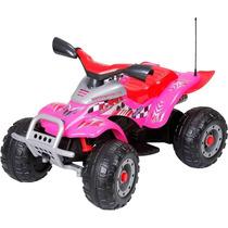 Quadriciclo Infantil Corral T-rex Rosa Peg-pérego