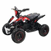 Quadriciclo Elétrico Infantil Qua Tronik 500w-36v Vermelho