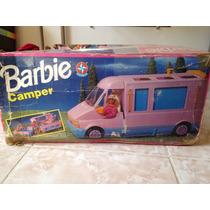 Carro Da Barbie Antigo