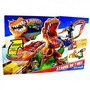 Pista Hot Wheels - Ataque Do T-rex - X4280 - Mattel