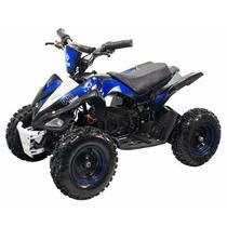 Quadriciclo Elétrico Infantil Qua Tronik 350w-24v Azul