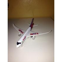 Miniatura De Avião Tam, Gol E Outros Modelos, 18 Cm,promoção
