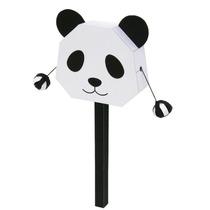 Brinquedo Sonoro De Panda Para Imprimir E Montar!
