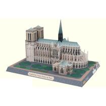 Maquete De Papel 3d - Notre Dame - Paris