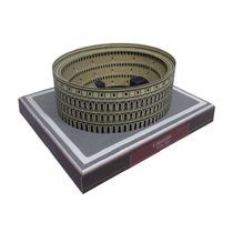 Miniatura De Papel 3d - Coliseu - Itália