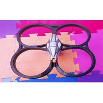 Ar Drone 1.0 - Casco Interno Com Luzes De Leds Piscando