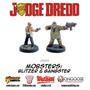 Warlord Judge Dredd - Jogos Mobsters Blitzer E Gangster