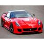 Projeto Ferrari 599 Xx Replica Carroceria Tamanho Real