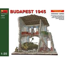 Kit Modelo - Budapeste 1945 Su-76, Building & Figures Dioram