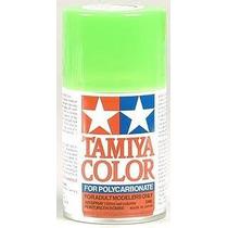 Tinta Spray Tamiya Ps-28 Verde Florescente Lacrada