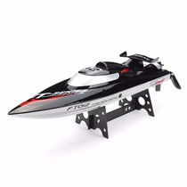 Lancha Rancing Boat Rc Ft012 2.4 Brushless Lipo Completa