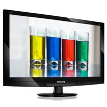 Monitor Philips Led 18.5 191el2sb Preto