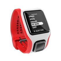 Relógio De Corrida Runner Cardio Tomtom Com Gps E Monitor De