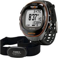 Relógio C/ Gps Timex Ironman Run Trainer Ti5k575 Velocidade