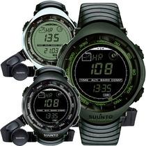 Relógio Frequencímetro Suunto Vector Hr Dark Green White Nfe