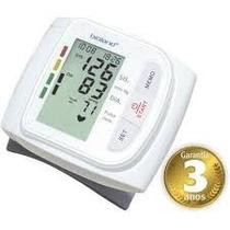 Medidor De Pressão Arterial Monitor Pulso - Pronta Entrega!!