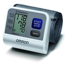 Aparelho Medidor Pressão Arterial De Pulso Automático Omron