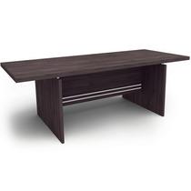 Mesa Para 8 Cadeiras De Reunião Kappesberg 2,2mt Carvalho