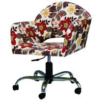 Poltrona Cadeira Home Office Decoração Giratória