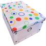 Caixa Organizadora Plástica Ball- Grande