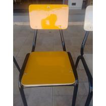 Cadeira Infantil Fórmica Colorida De 2 A 6 Anos De Idade
