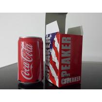 Rádio Multimídia Em Formato De Lata De Coca-cola