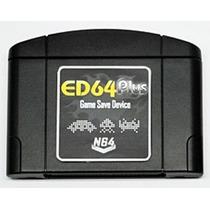 # Flashcard Ed64 Plus P/ Nintendo 64 Cartucho N64 Everdrive