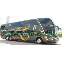 Marcopolo Paradiso Dd Ano 2012 Scania K 380 Novo Jm Cod 194