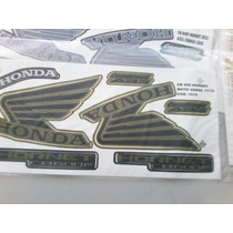 Kit Faixa Adesiva Fan-titan125/150 2010 À 2013 Frete 5 Real