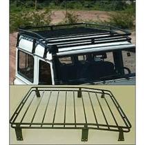 Bagageiro Land Rover 110+ Snorkel