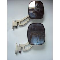 Retrovisor Com Espelhos Para Jeep