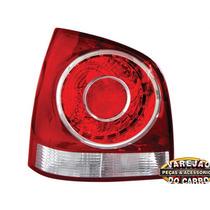 Lanterna Automotiva Traseira Lado Esquerdo Polo-apartir:2008