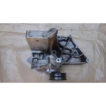 Suporte Bomba Direção Hidraulica E Compressor Ar Meriva 1.4