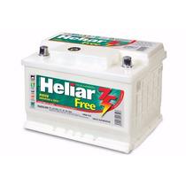 Bateria Heliar 60 Amperes-sl60dd-socorro 24h Grátis!