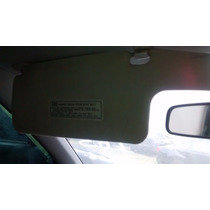 Quebra Sol Lado Esquerdo Honda Civic 94