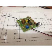 Transmissor De Fm Estavel - Kit Para Montar