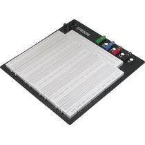 Protoboard 2560 Pinos 7 Barras De Distribuição De 100 Pinos
