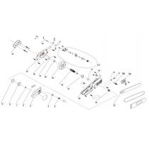 Peças De Reposição Eletroserra Tekna Es1250