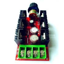 Controlador Pwm 30a 10v-50v Dc Controle De Rotação Motor Dc