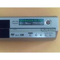 Painel Frontalplastico Gravador De Dvd Panasonic Dmr-e55