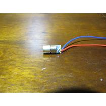 6 Peças Modulo Laser Vermelho ( Arduino, Pic) Frete Gratis
