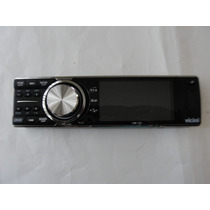Frente Rádio Automotivo Destacável Om-120 Vicini